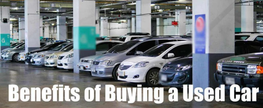 Benefits of Buying a Used Car