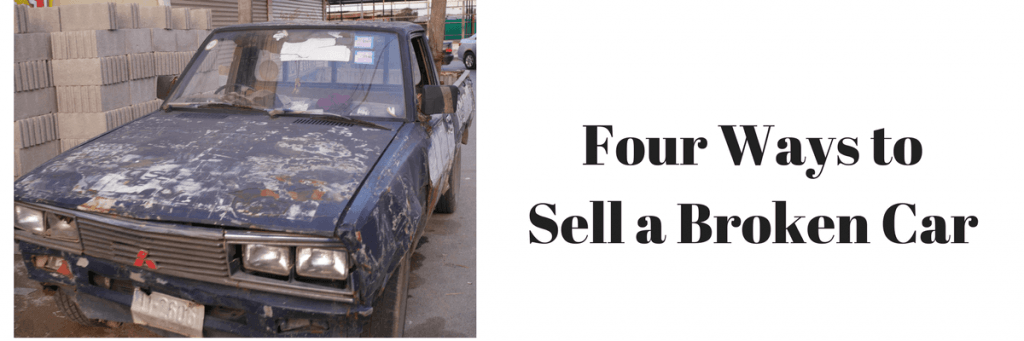 selling car with bad transmission