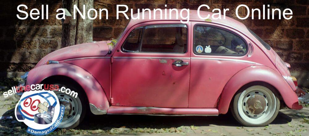 Sell a Non Running Car Online