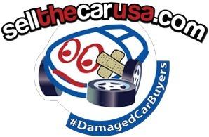 selling damaged car