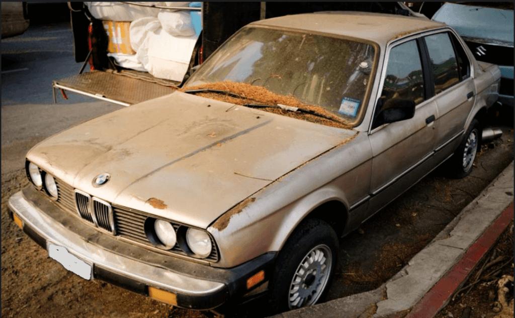 sell a non runner car