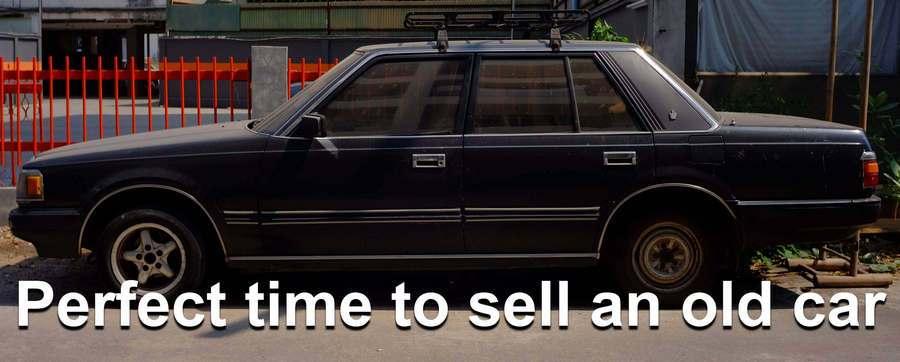 sell my broken car 2020 pandemic