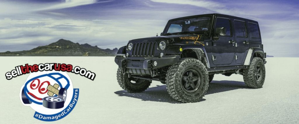 sell broken jeep